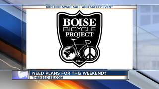 WHAT TO DO: Beautiful weekend weather in Boise
