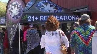 Idahoans head to Oregon to get cannabis