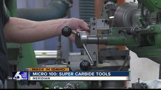 Made in Idaho: Micro 100