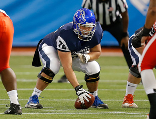 Former BSU OL Henry signs with Seattle Seahawks