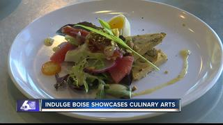 Indulge Boise showcases culinary arts