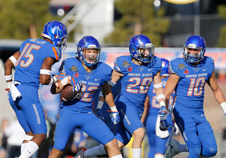 Athlon Sports has BSU ranked in the Top 20