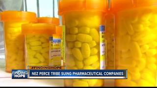 Tribe joins Idaho opioid lawsuit