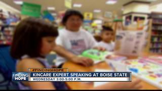 Kincare expert speaking at BSU Wednesday