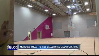 YMCA in Meridian holds grand opening ceremon