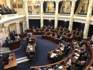 Idaho's lawmakers push for special session
