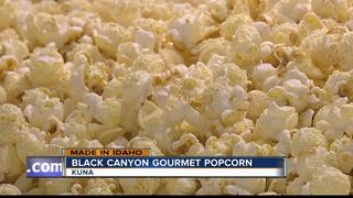Made in Idaho: Black Canyon Gourmet Popcorn