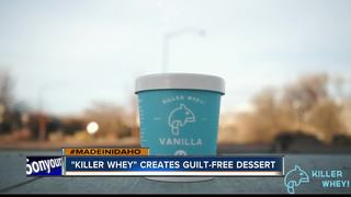 Killer Whey making waves in frozen dessert aisle