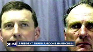 Trump pardons ranchers in Malheur case