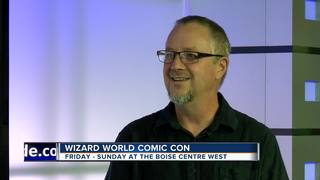 Wizard World Comic Con comes to Boise