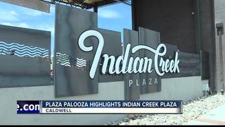 Indian Creek Plaza holds