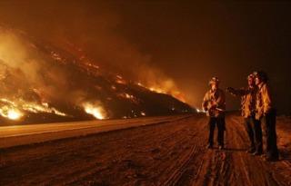 Crews battling three wildfires near Castleford