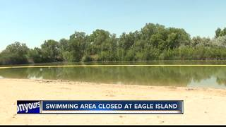 Recreation restricted at Eagle Island State Park