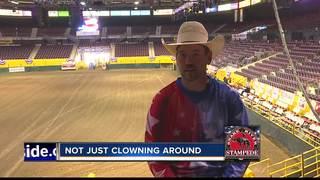 First class clown