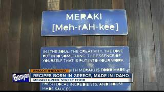 Local eatery inspired by Greece, made in Idaho