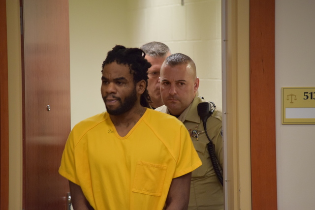 Boise stabbing rampage suspect appears in court