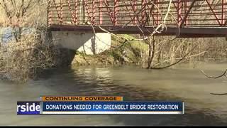 Donations needed for bridge restoration