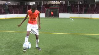 International soccer friendly kicks off in Boise