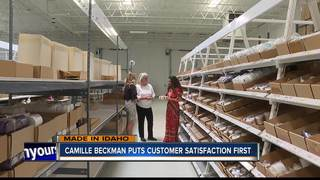 Made in Idaho: Camille Beckman