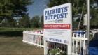 Patriots Outpost at Web.com event