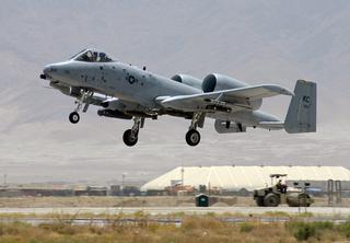 Senate approves funding to repair A-10 aircraft
