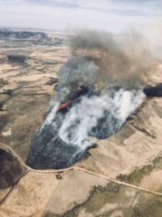 BLM officials responding to multiple Idaho fires