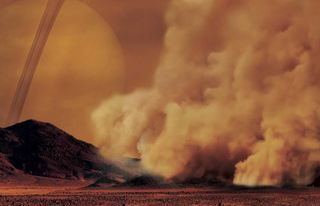 U of I researcher, team find space dust storms