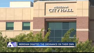 Meridian city council to consider non...