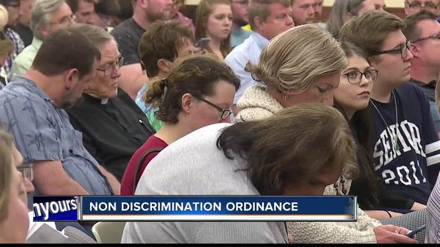 Meridian proposed anti-discrimination ordinance
