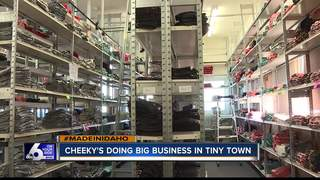Clothing company goes big in midst of small town
