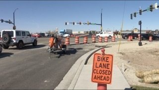 Overnight road closures in Nampa begin Tuesday