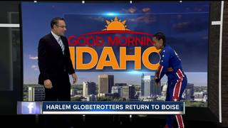 Harlem Globetrotters returning to Boise