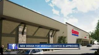 New Costco design approved in Meridian