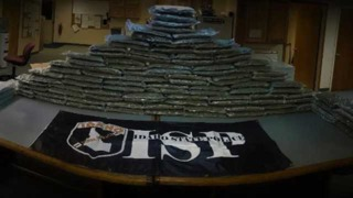 ISP: Two arrested with 117 pounds of pot