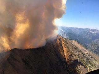 Idaho owes about $20 million for wildfire season