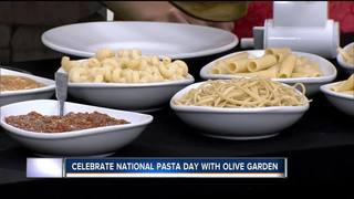 How to celebrate National Pasta Day