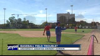 UPDATE: BSU Eminent Domain and their baseball...