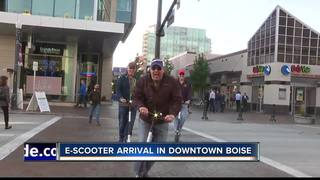 Boiseans learn and react to e-scooter arrival