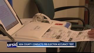 Ada County Elections ensures no ballot shortage