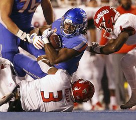 Rypien leads Boise State past Fresno State