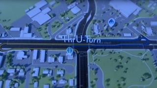 ACHD opens new thru turn intersection