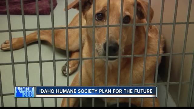 State Of 208 Idaho Humane Society Plans For Growth