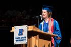 Boise State graduate named Rhodes Scholar