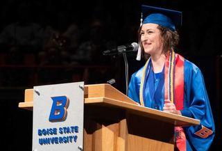 Boise State grad named a Rhodes Scholar