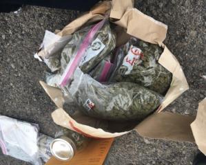 Utah man arrested for marijuana trafficking